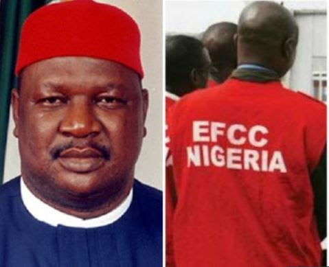 EFCC Gives Important Instruction to Pius Anyim on N520 Million Slush Funds