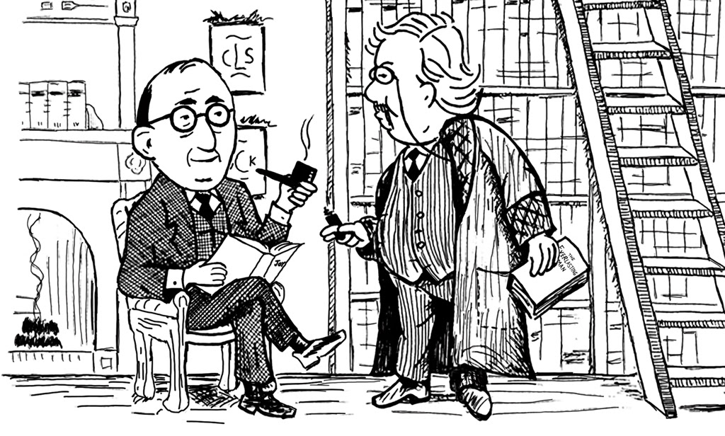 C.S. Lewis: Surprised by Chesterton