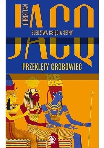 Okładka książki Przeklęty grobowiec