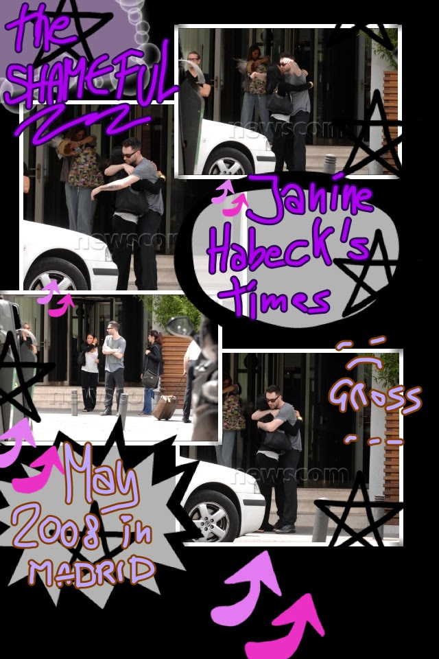 Mraux: janine habeck wallpaper