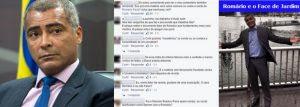 Romário faz repórteres da Veja saírem do Facebook