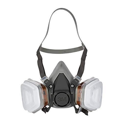 maschera per verniciatura a spruzzo 3m