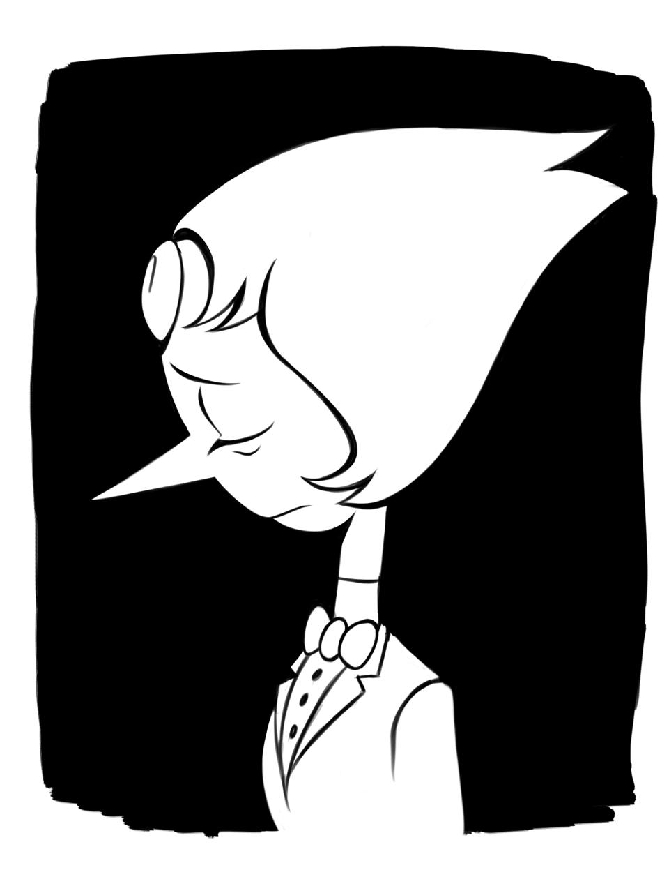 Pearl sketch.