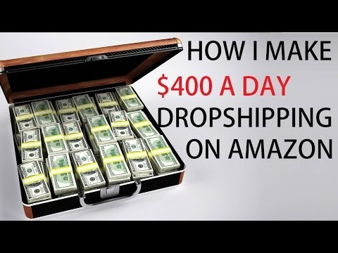 How to Make an Amazon Dropshipping Website Easily