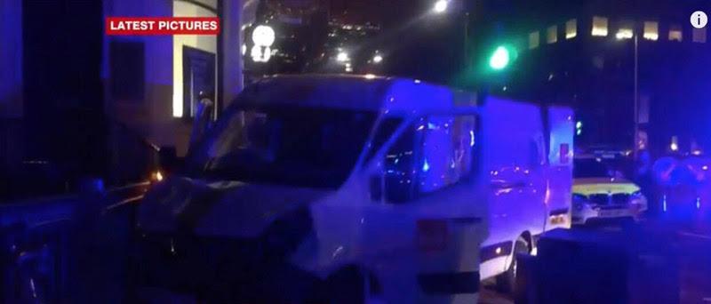 Διπλό τρομοκρατικό χτύπημα στο Λονδίνο: Έξι τα θύματα - Νεκροί και οι τρεις τρομοκράτες - Εικόνα 5