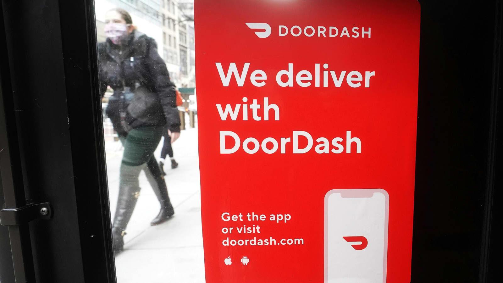 DoorDash sues New York City over new data sharing law