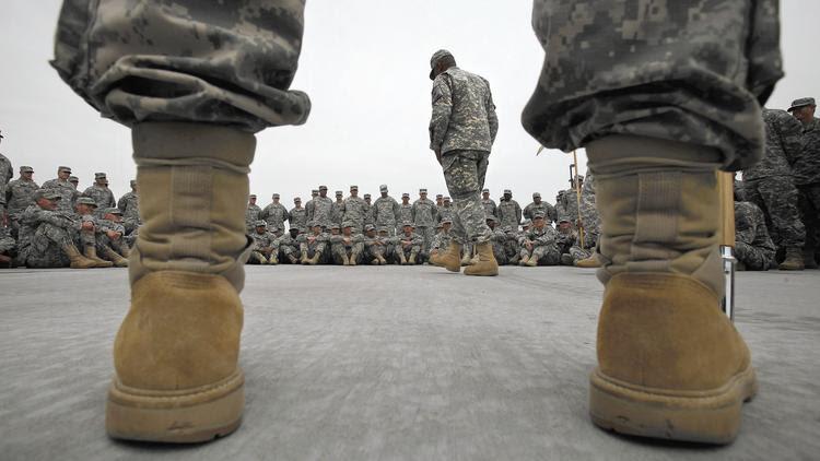 Veterans' suicide rate