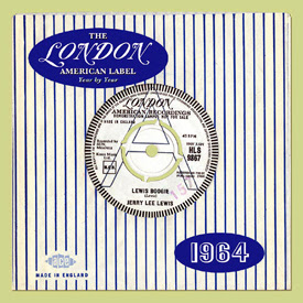 London American 1964 CD