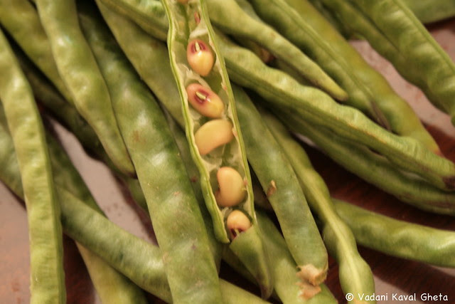 Black Eyed Peas in Pods