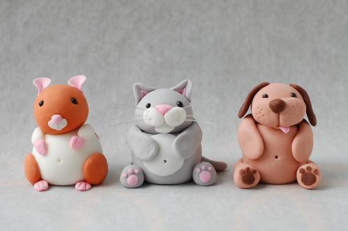Pets for Simone's Birthday