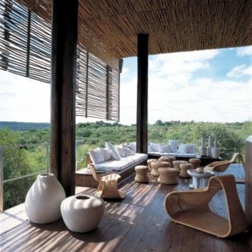 20 Cool, modern garden furniture mounted designs for ...