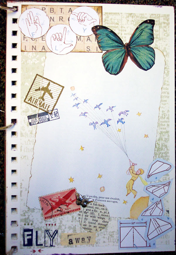 Journal #3 - right page