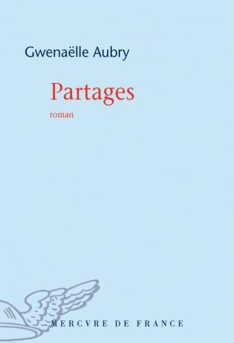 Couverture Partages