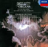 サン=サーンス:交響曲第3番<オルガン>/動物の謝肉祭、他