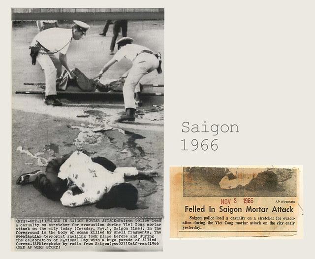 Vụ pháo kích vào trung tâm SG dịp lễ Quốc Khánh 1/11/1966