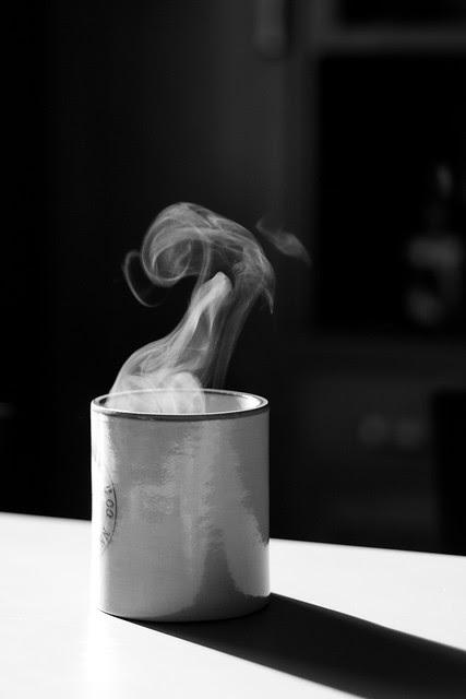 coffee curl