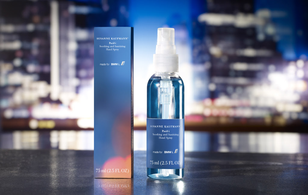 BMW i Not Sterile Enough? Try The New Purif-i Hand Sanitizer