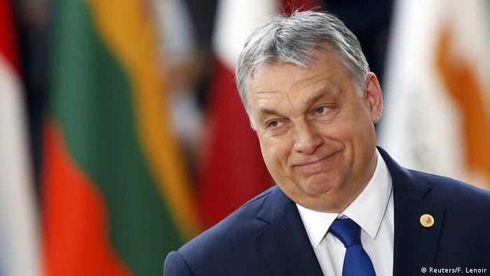 Brüssel - EU-Gipfel - Viktor Orban (Reuters/F. Lenoir)