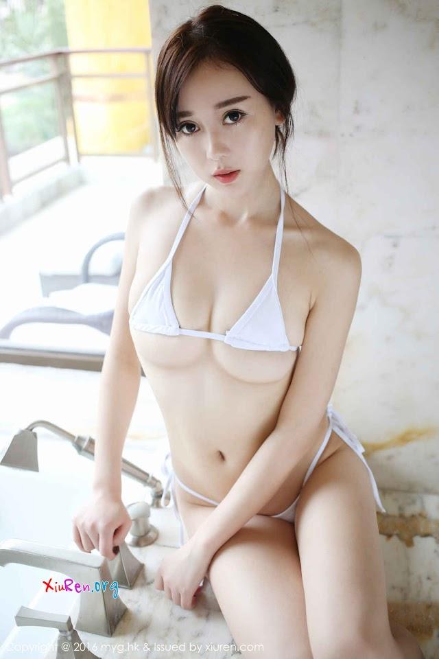 [MyGirl] Vol.207 赵小米Kitty 48P