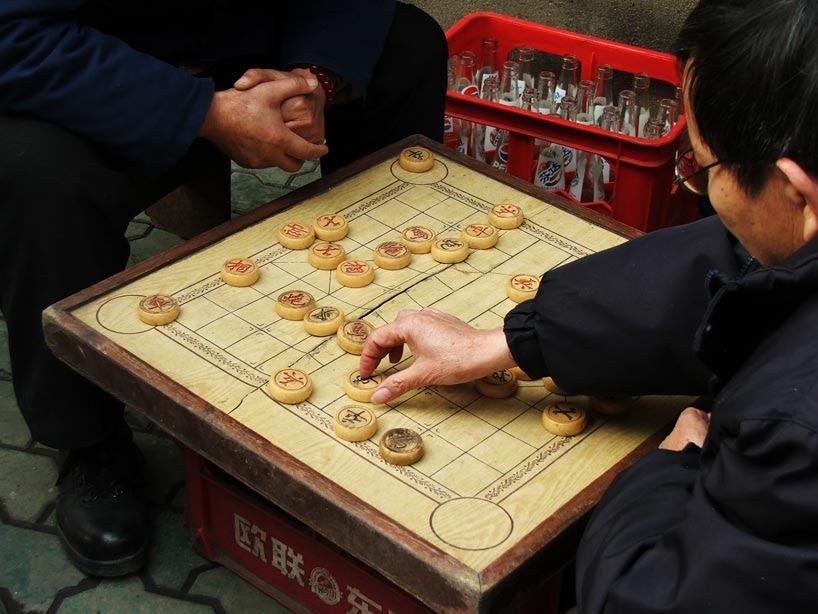 Xiangqi juego chino