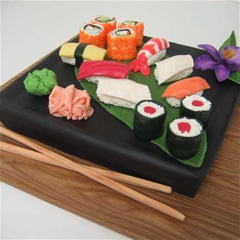 Best 25  Sushi cake ideas on Pinterest   Sushi cupcakes