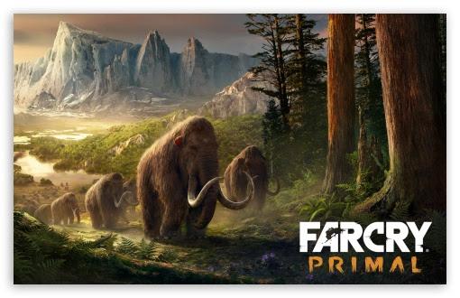 Far Cry Primal Uhd Desktop Wallpaper For 4k Ultra Hd Tv