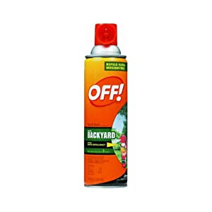 Amazon.com : Off! Yard & Deck Insecticide Spray-16 oz ...