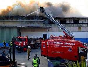 El parque de bomberos de O Salnés se refuerza para ampliar su cobertura a Caldas, Barro o Moraña
