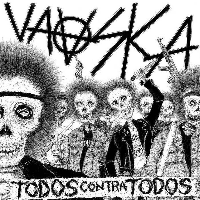 Todos Contra Todos cover art