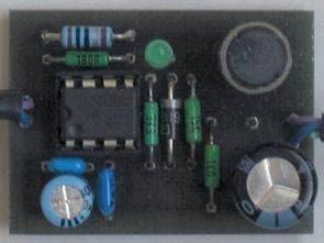 20v 60mA chuyển đổi từ cổng USB với MC34063A