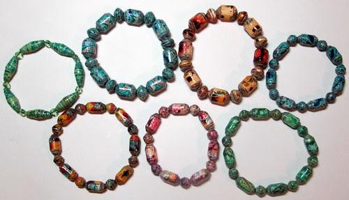 Bracelets by Gennie59