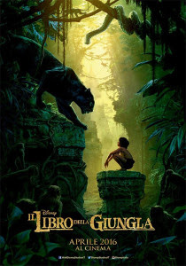 Locandina Jungle Book