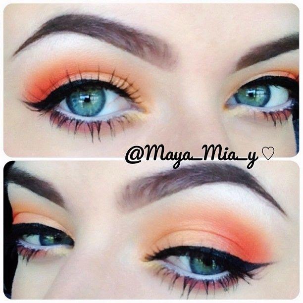 Should I do a Tutorial on this look? - @maya_mia_y- #webstagram