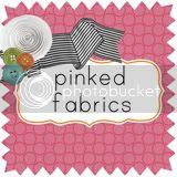 pinked fabrics