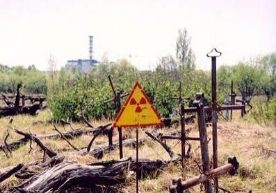 Zona de exclusão de Chernobyl