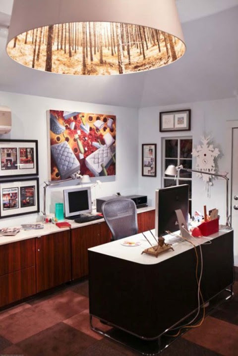 Home Office Interior Design Ideas - Interior design