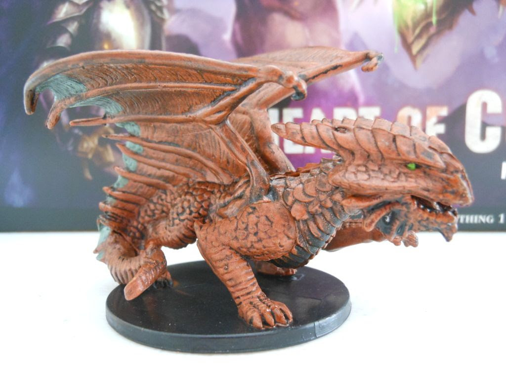 Dungeon Command - Copper Dragon
