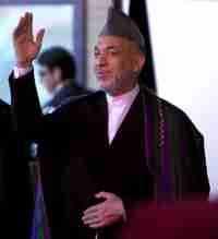 Hamid Karzai, Afghanistan, CIA, C.I.A., Central Intelligence Agency, Symbols, Secrets, Freemasons, freemason, Freemasonry