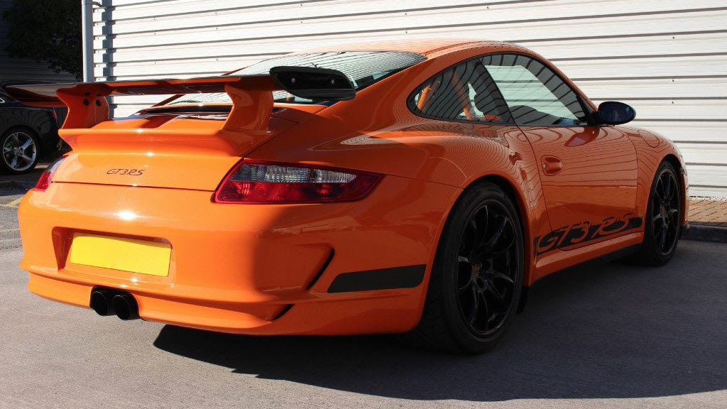 Newmotoring The 997 Gt3 Rs Is A Bargain Deal That Will Only