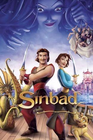 Sinbad: Legend of the Seven Seas (2003) 480p 720p BluRay Dual Audio (Hindi+English) Full Movie