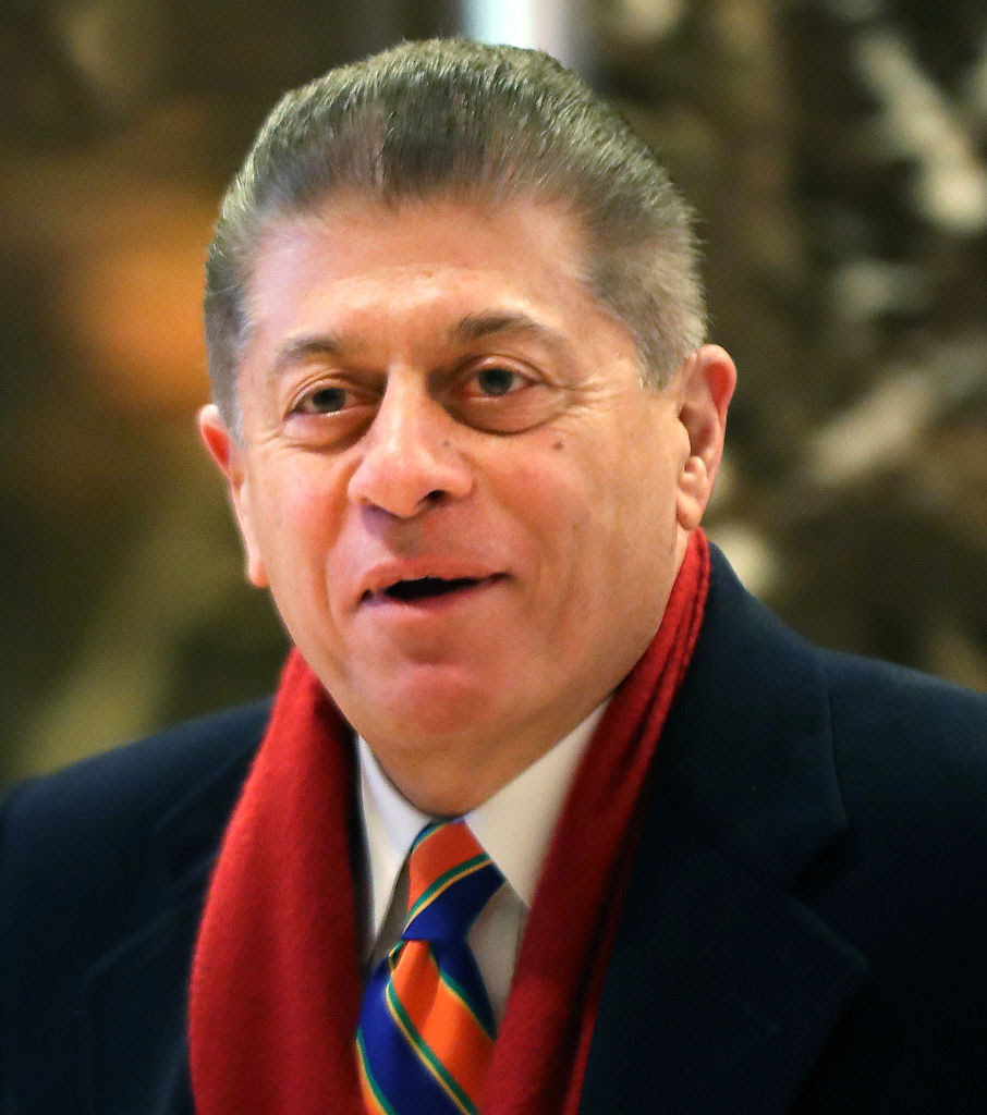 Judge Andrew Napolitano (Getty Images)