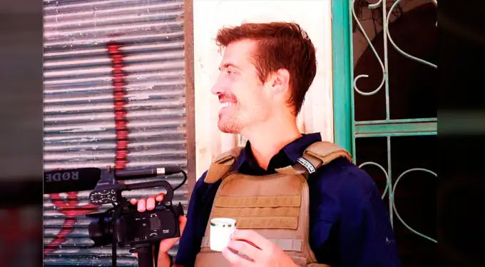 James Foley, Aleppo, Syria – 07/12. Photo: Nicole Tung http://ift.tt/134mvnW