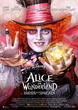 Alice im Wunderland: Hinter den Spiegeln Filmplakat