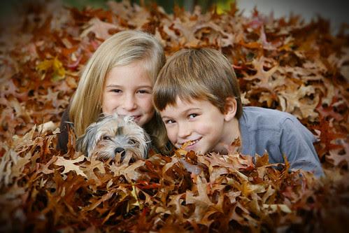 Mya, Lila, and Michael