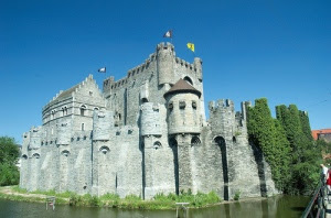 The Castle of the Count in Ghent