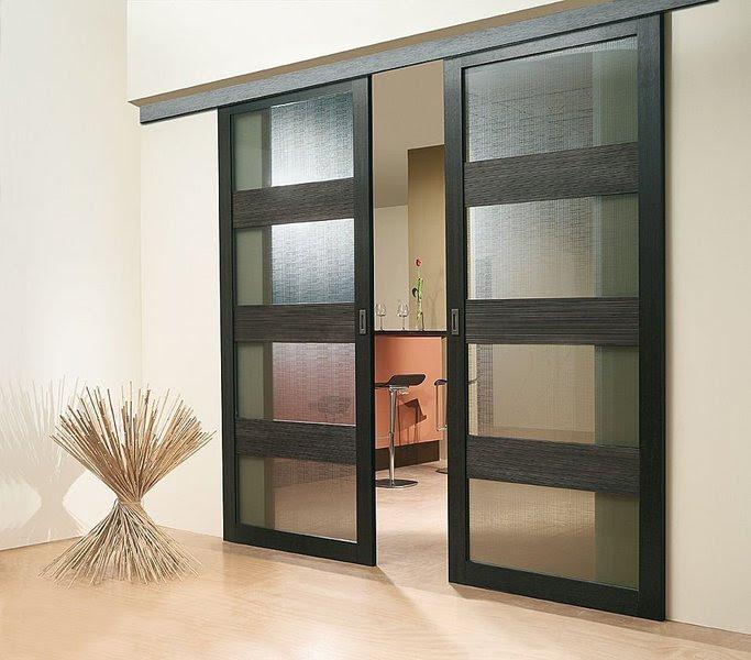 interior sliding door design ideas  | 640 x 610