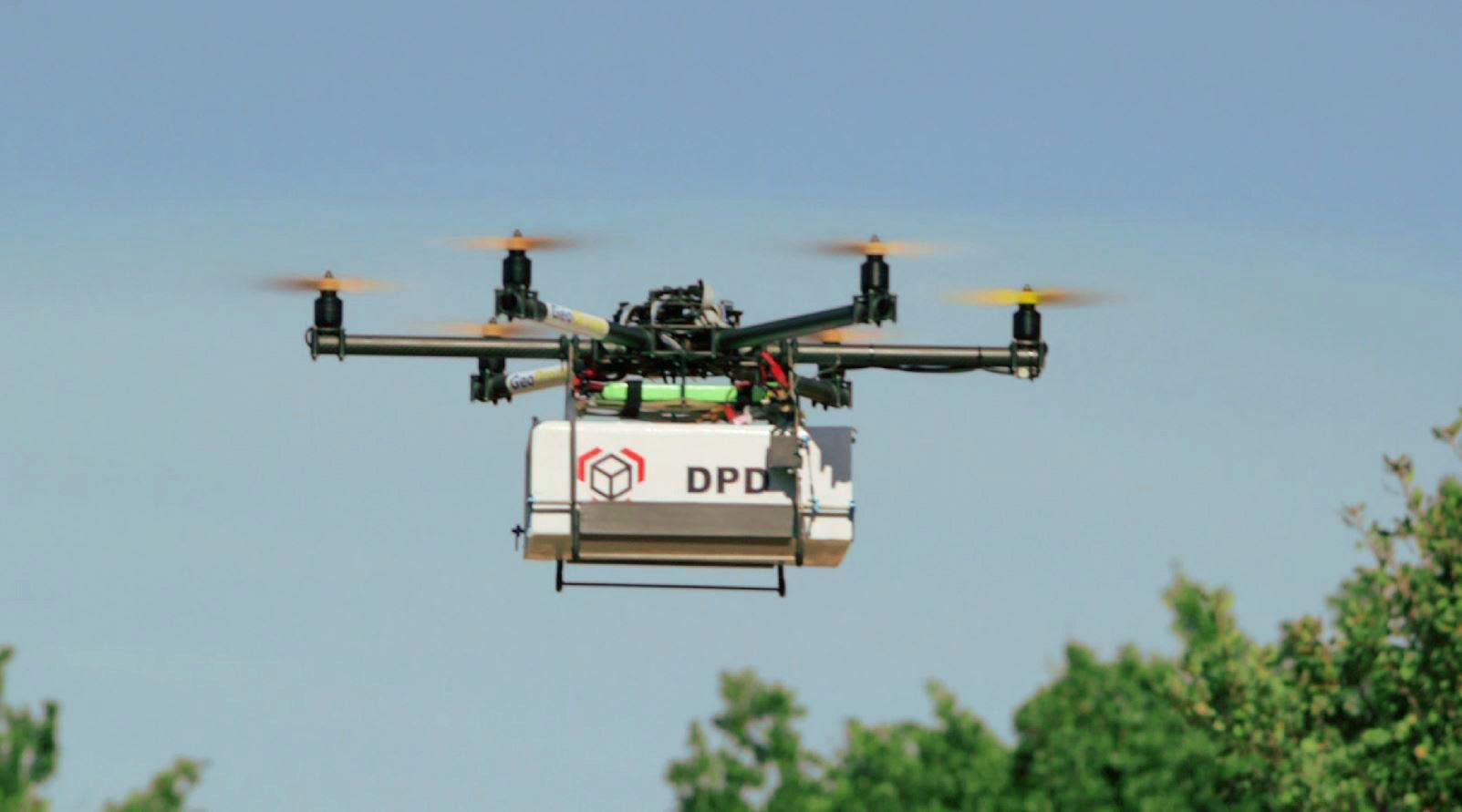 Image result for Mail Delivery Drones