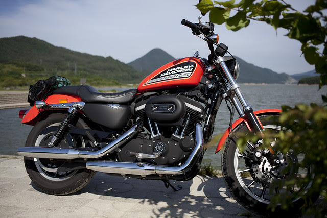 Harley Davidson XL 883R 078