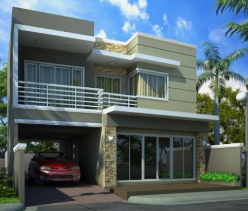 Harga Borongan Rumah 2 Lantai Per Meter Terjangkau