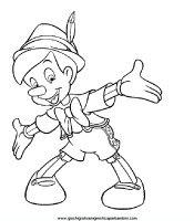 Disegni Da Colorare Pinocchio